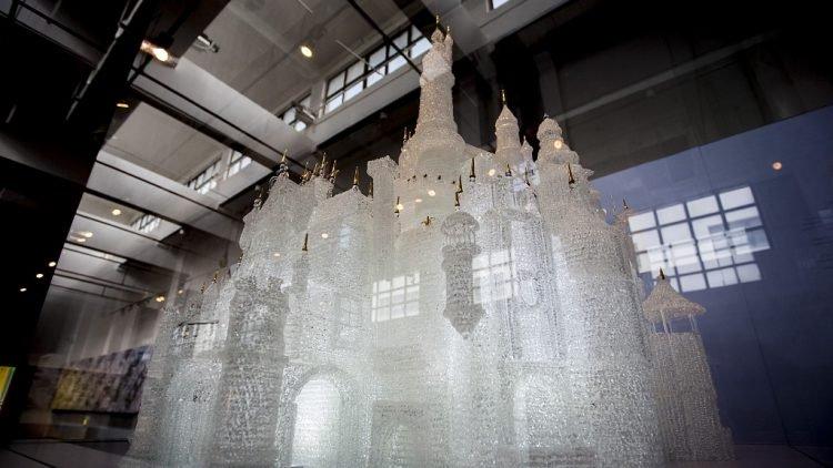 (Fonte: Museu do Vidro de Xangai/Reprodução)