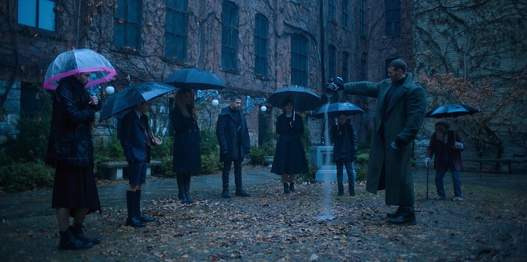 'The Umbrella Academy'