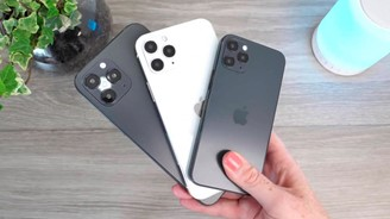 Apple pode lançar até quatro celulares para a linha iPhone 12