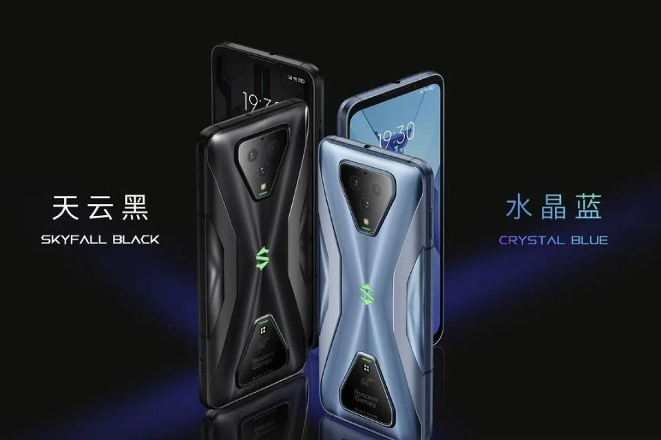 Black Shark 3S, smartphone gamer da Xiaomi, é lançado na China