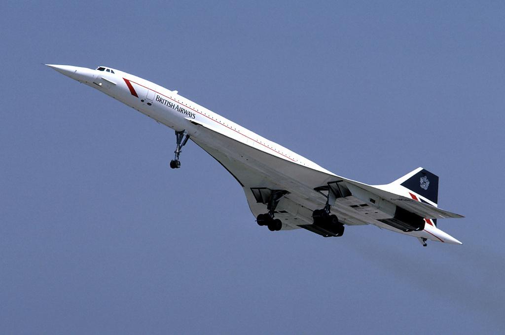 O Concorde é um dos aviões mais famosos da história... Então o que deu errado? (Fonte: Wikimedia Commons)