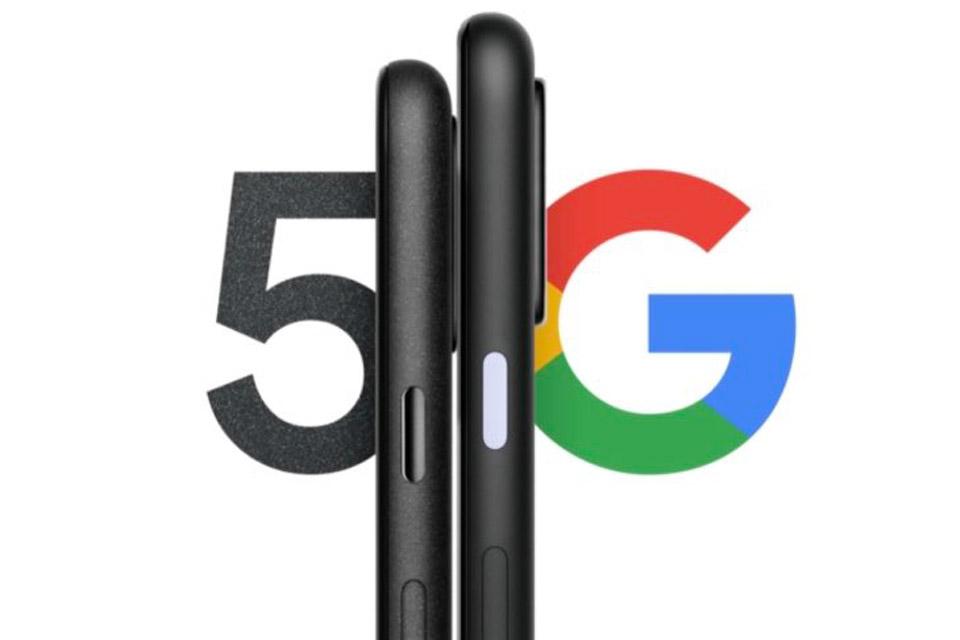 Google Pixel 5 e Pixel 4a 5G aparecem em teaser vazado