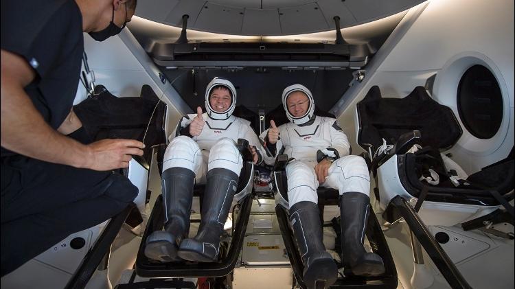 (Fonte: NASA / Divulgação)