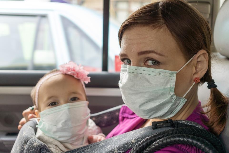 Crianças podem ter níveis muito elevados do novo coronavírus