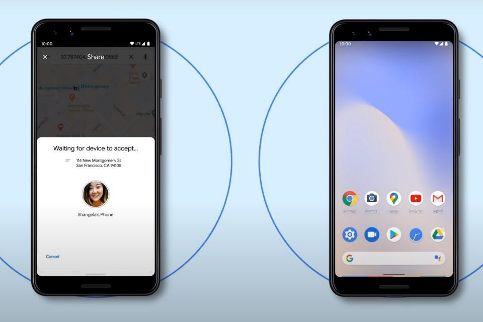 Google lança ferramenta para compartilhamento de arquivos no Android