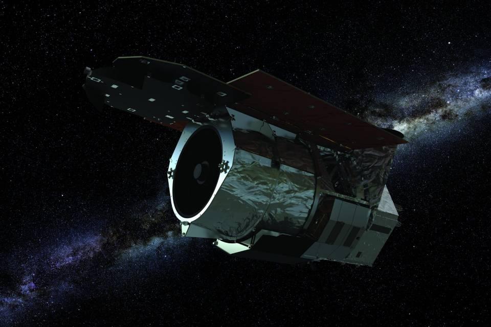 'Novo' telescópio da NASA coletará informações em tempo recorde