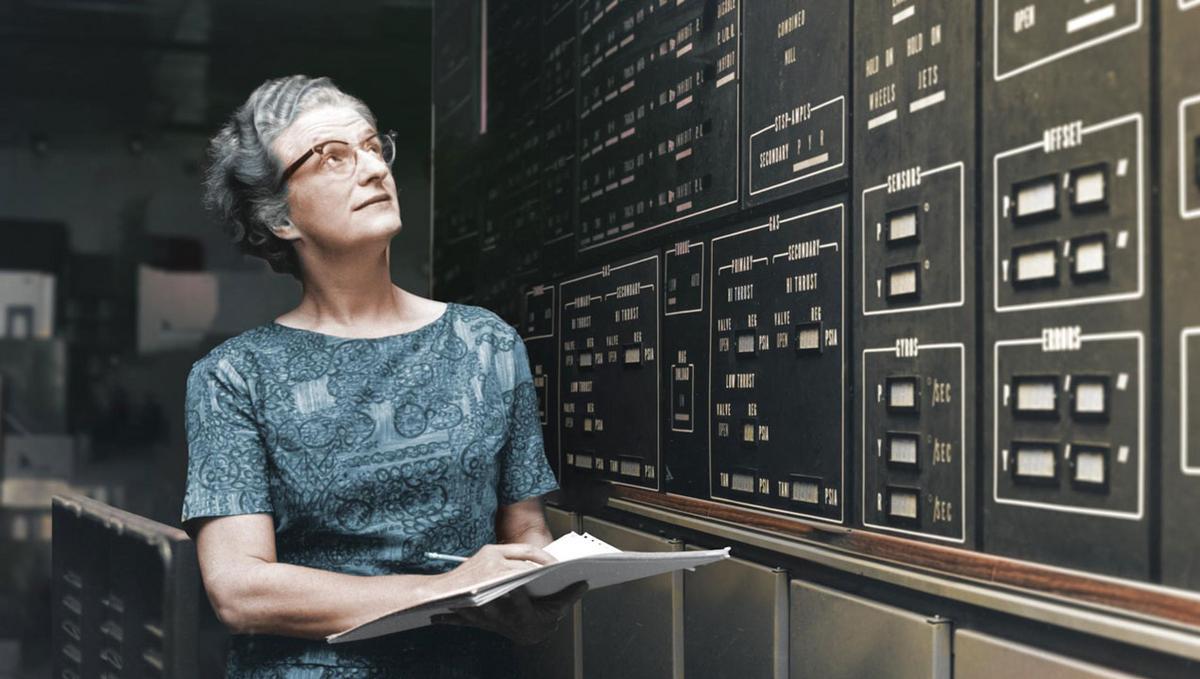 "Nancy Grace Roman, conhecida como a ""mãe do Hubble""."
