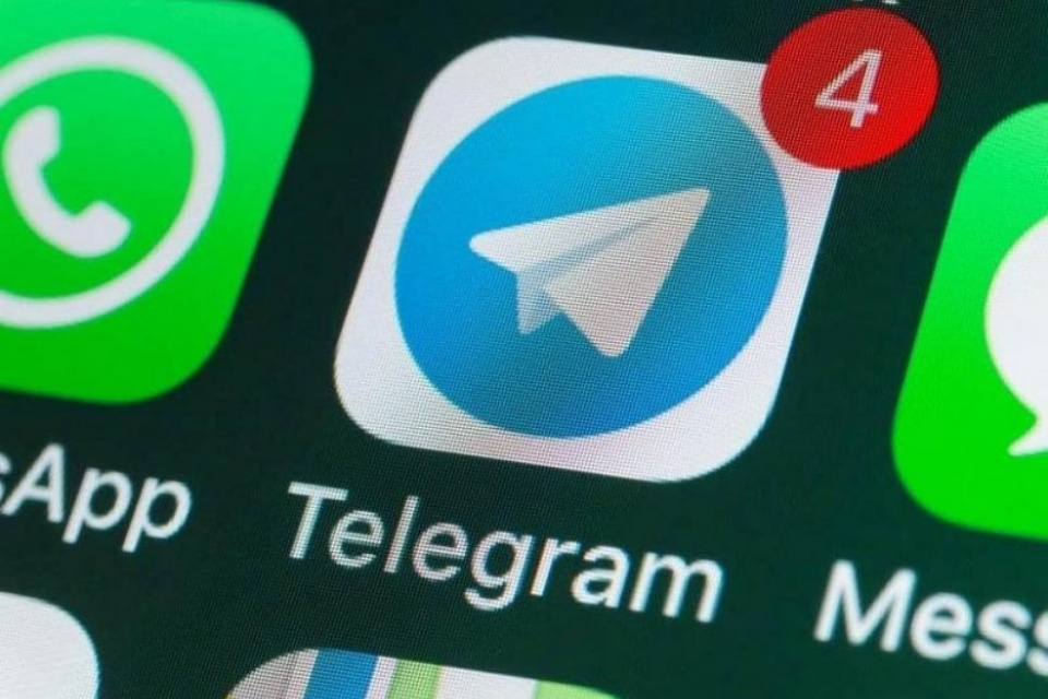 Receita Federal lança canal no Telegram para consultas sobre CPF
