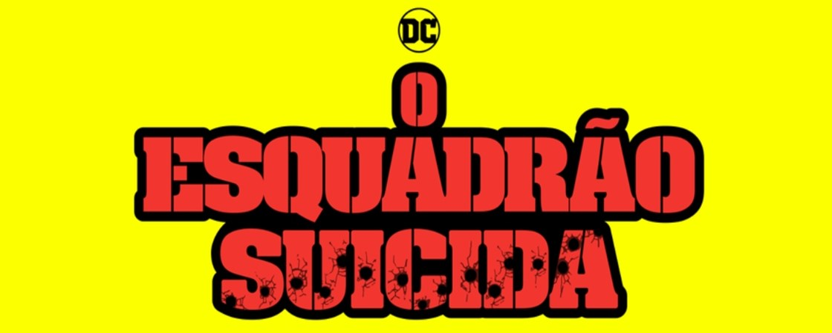 O Esquadrão Suicida: James Gunn divulga logo oficial do filme ...