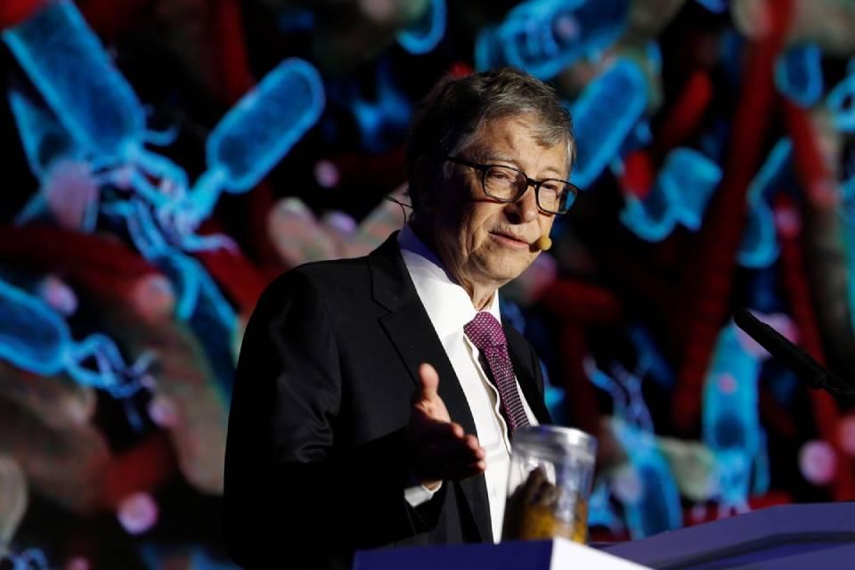 Bill Gates alerta: Mudanças climáticas podem ser piores que pandemia