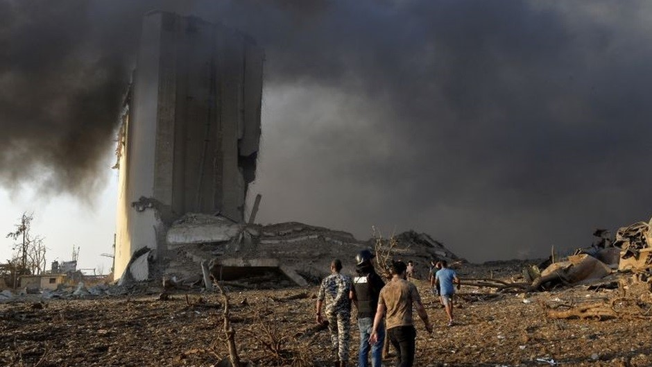 (EPA/WAEL HAMZEH/BBC News Brasil/Reprodução)