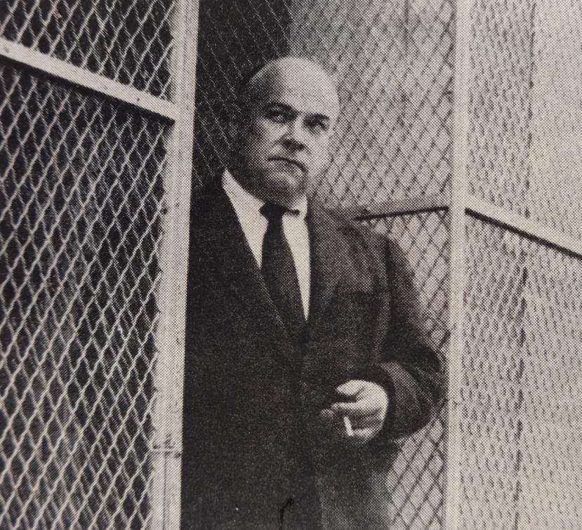 George Hunter White (Fonte: Secrets of Manhattan/Reprodução)