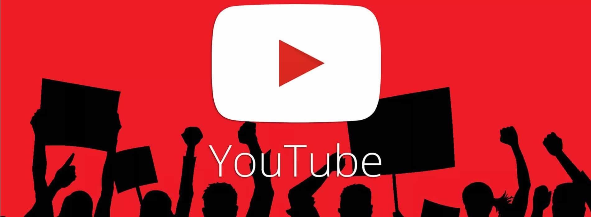Google exclui mais de 2.500 canais chineses do YouTube
