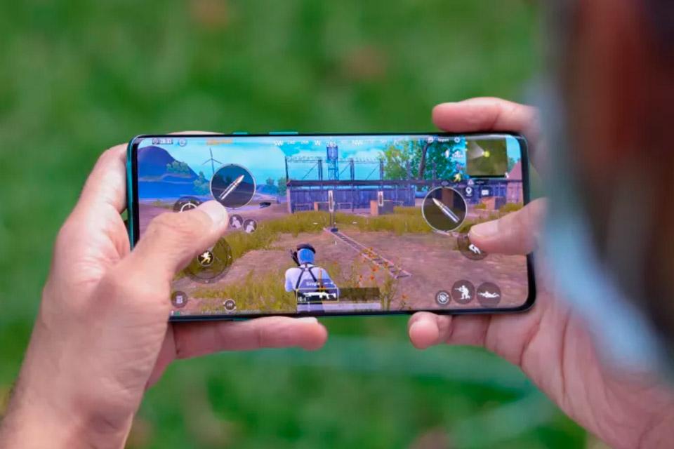 Celulares OnePlus recebem PUBG Mobile em 90 Hz antecipadamente