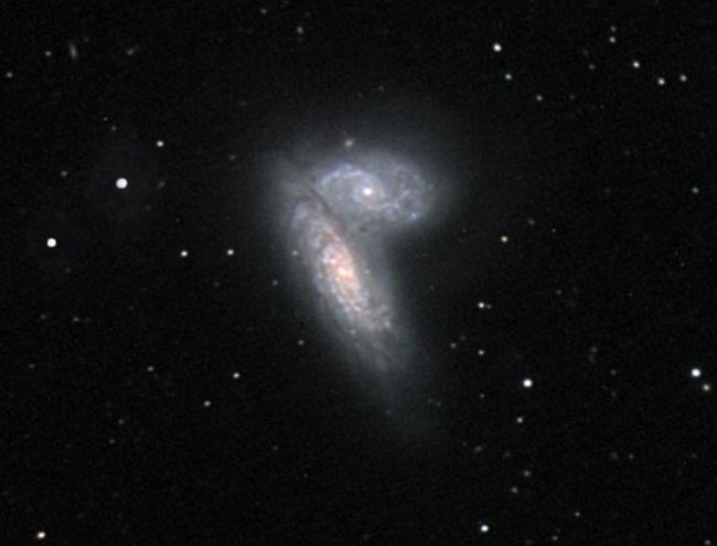 As Galáxias Gêmeas Siamesas estão entre os objetos cujos apelidos serão revisados.