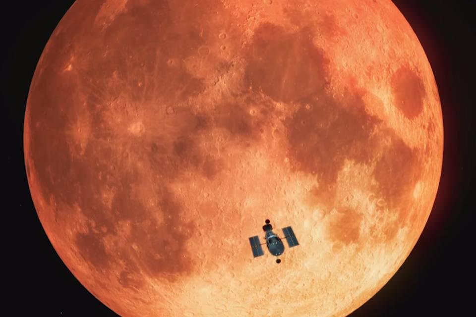 Lua vira espelho e ajuda na busca por vida extraterrestre
