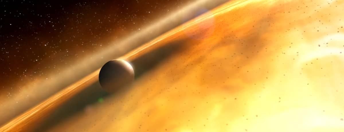 Lua 'vira' espelho e ajuda na busca por vida extraterrestre