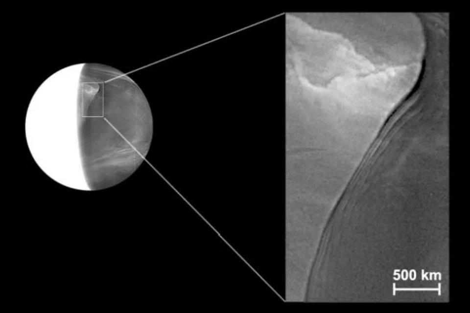 Nuvem tóxica do tamanho da Terra corre por Vênus, revelam cientistas