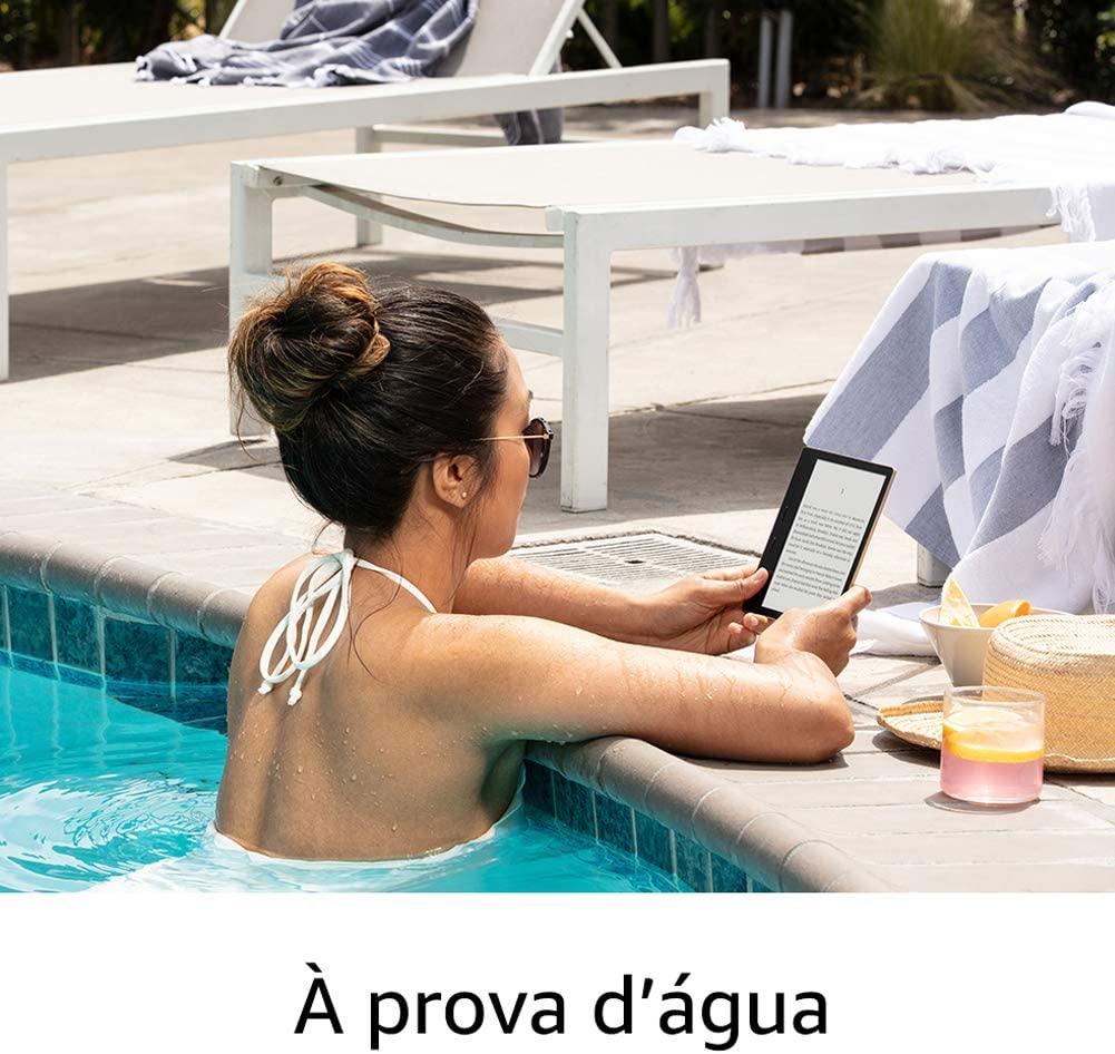 Kindle Oasis: o melhor eReader da Amazon vale a pena?