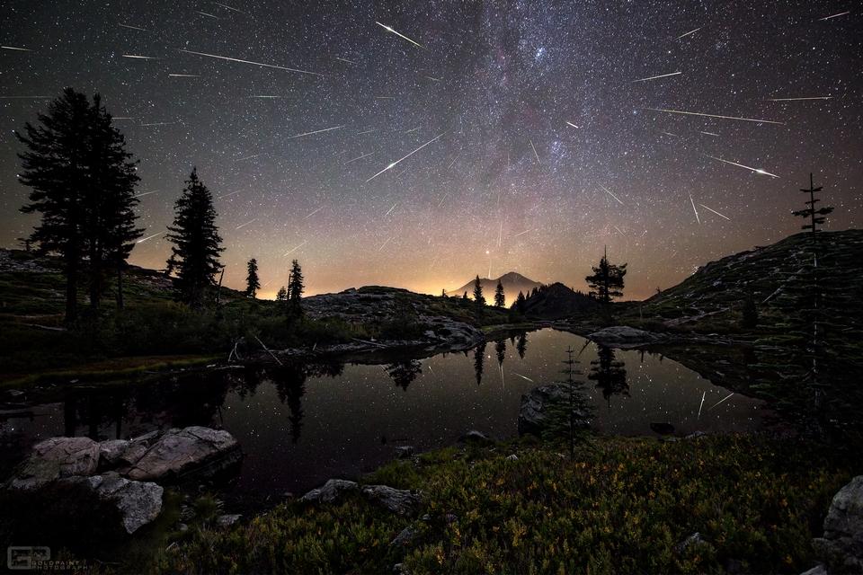 Chuva de meteoros: Perseidas atingem a Terra esta semana