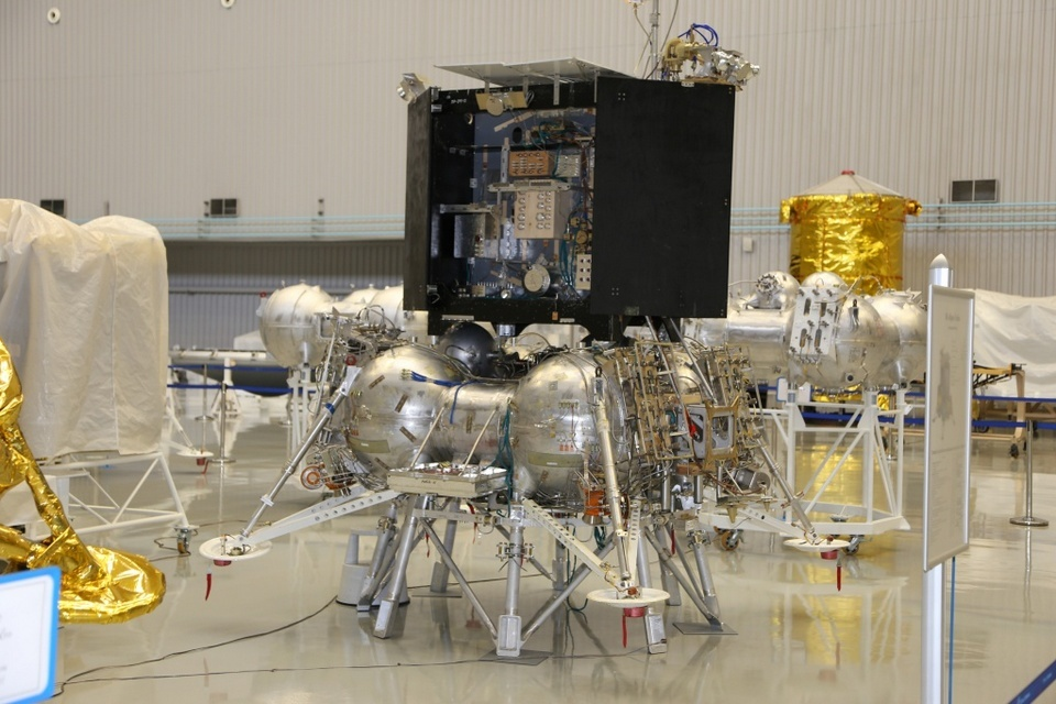 Depois de 44 anos, Rússia retoma programa de exploração lunar