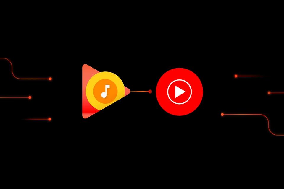 Google Play Music será substituído pelo Youtube Music em 2020