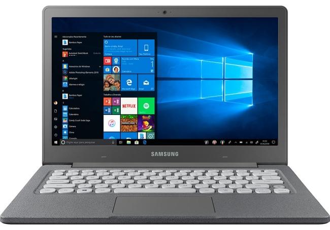 Notebook Samsung Flash F30.