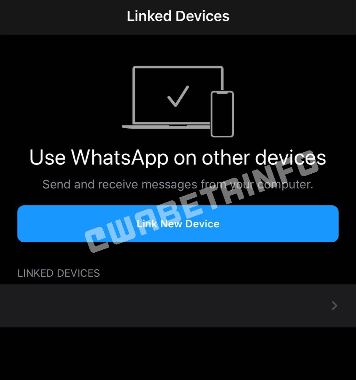WhatsApp poderá ser usado em até quatro aparelhos ao mesmo tempo 21