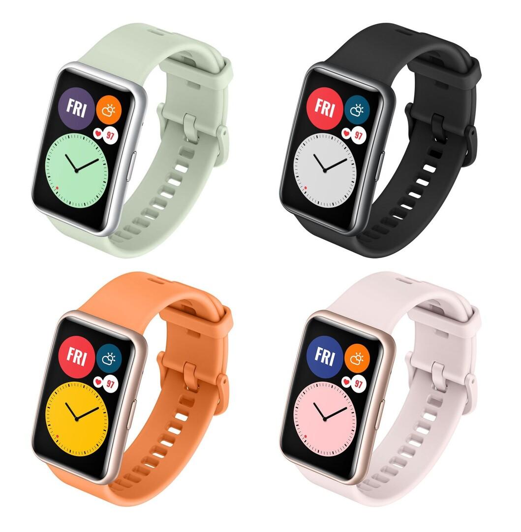 Huawei Watch Fit deve ser lançado com bateria para 10 dias - TecMundo