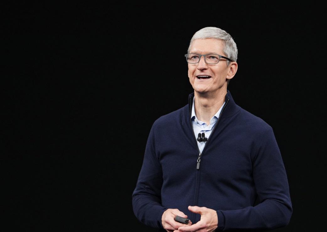 CEO da Apple: Tim Cook agora é bilionário