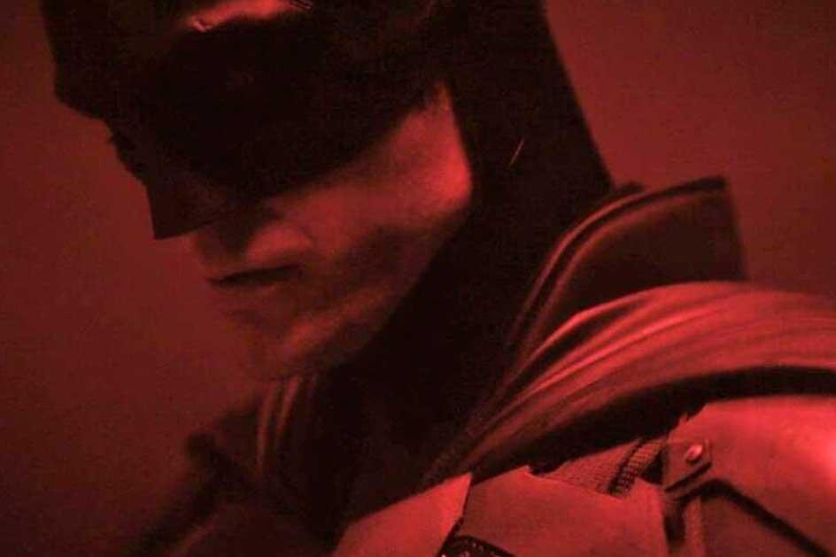 Primeira imagem divulgada de The Batman. (Fonte: Divulgação / WarnerBros)