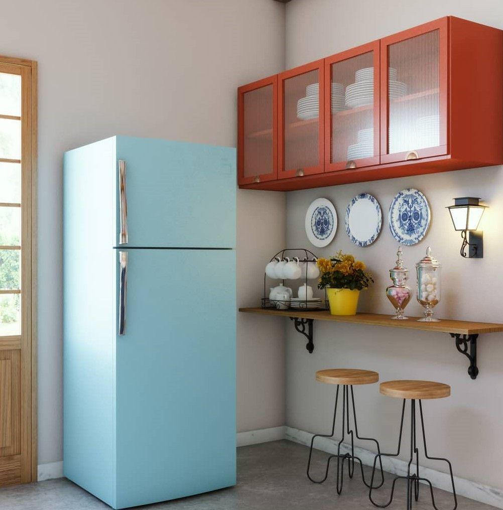 Uma geladeira mal conservada pode gastar energia extra.