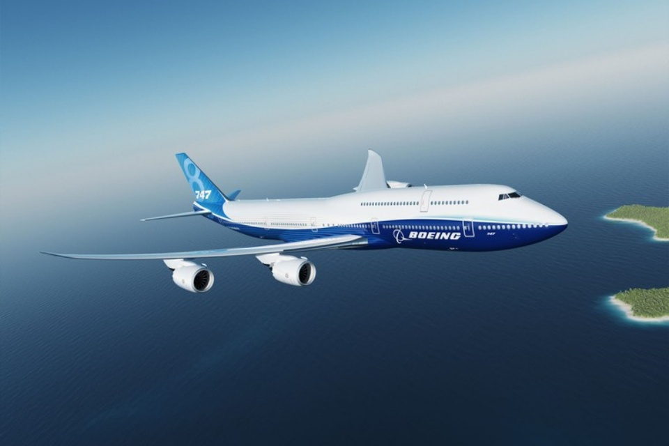 Boeing 747 ainda usa disquetes em atualizações críticas