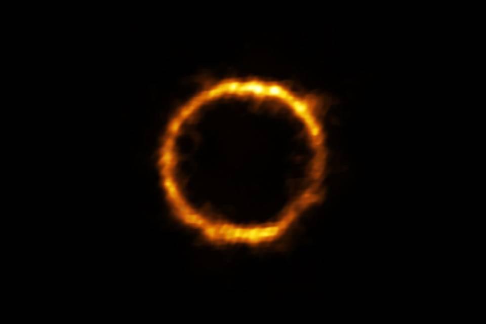 Pesquisa detecta galáxia muito, muito distante semelhante à Via Láctea