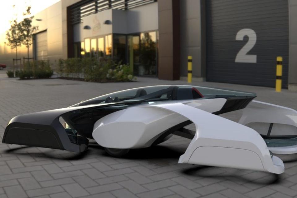 Japoneses pretendem comercializar carros voadores em 2023