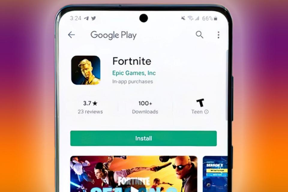 Fortnite também é banido da Google Play Store