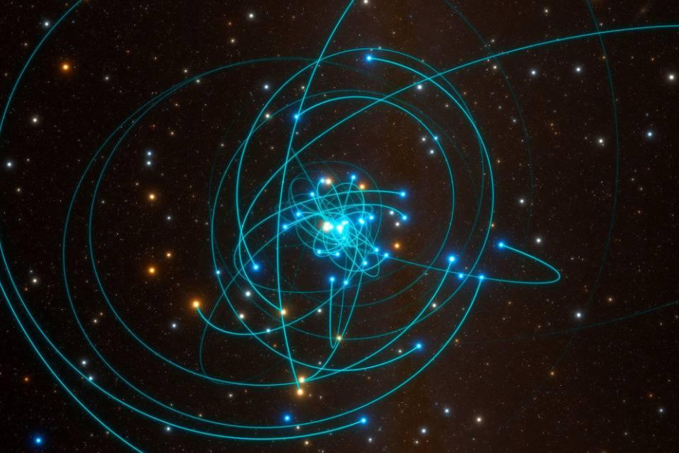Cientistas detectam estrela mais rápida vista pela humanidade