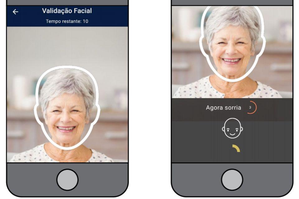 INSS vai fazer a prova de vida por meio de selfie no celular ...