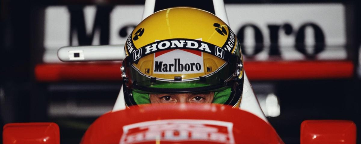 Ayrton Senna foi o mais rápido da Fórmula 1, segundo IA da Amazon