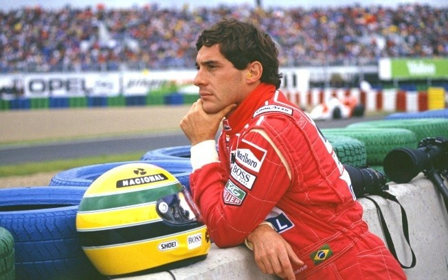 """Senna ainda é considerado o """"Rei de Mônaco""""."""