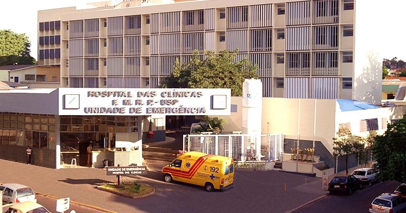 Hospital das Clínicas da FMMRP-USP, onde o estudo foi realizado.