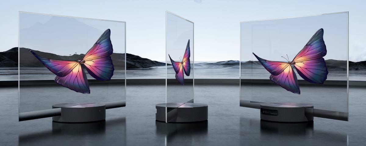 Xiaomi revela segredo de construção da sua TV transparente