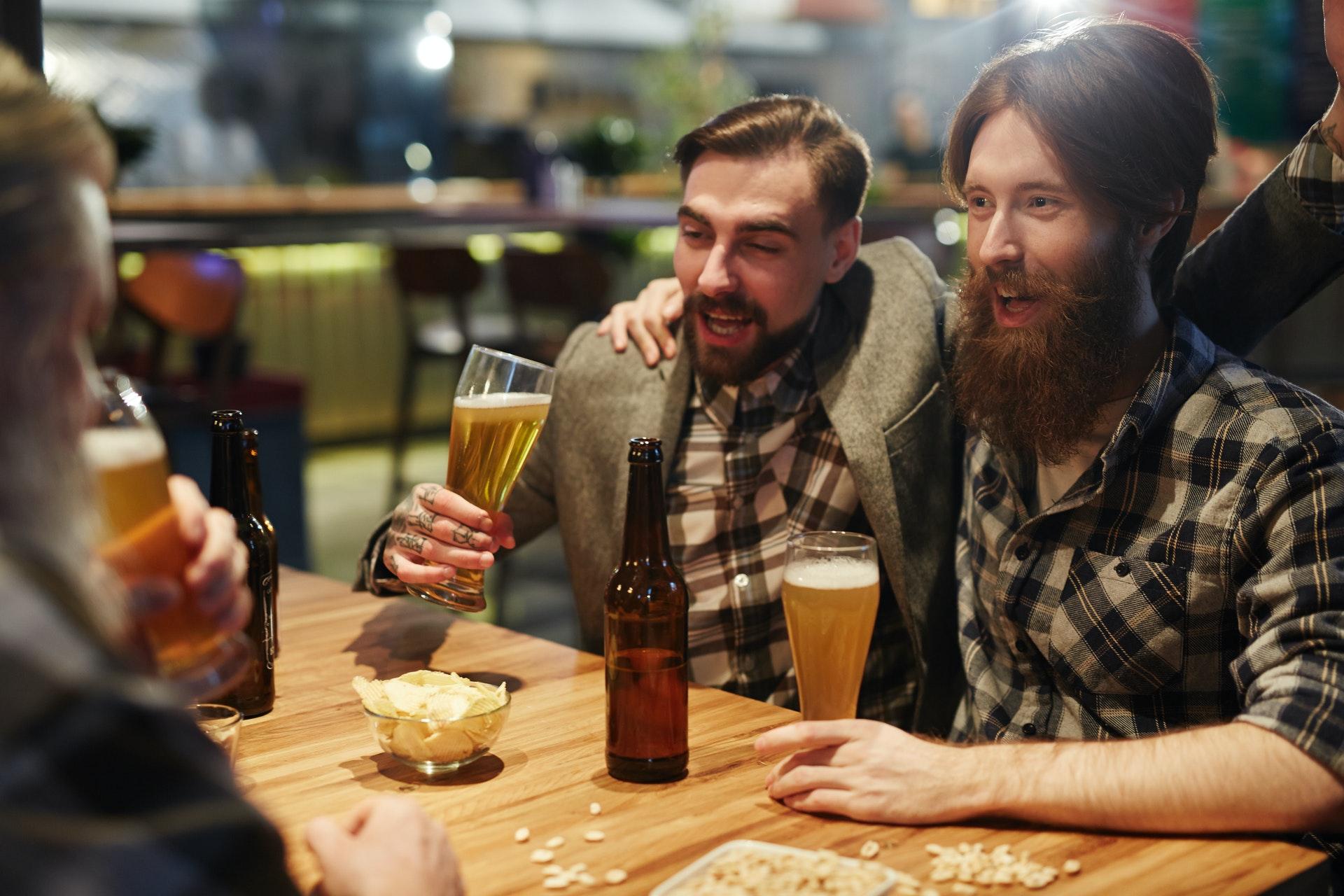 Quem sofre com a auto-fermentação fica bêbado antes mesmo da primeira cervejinha (Fonte: Pexels)
