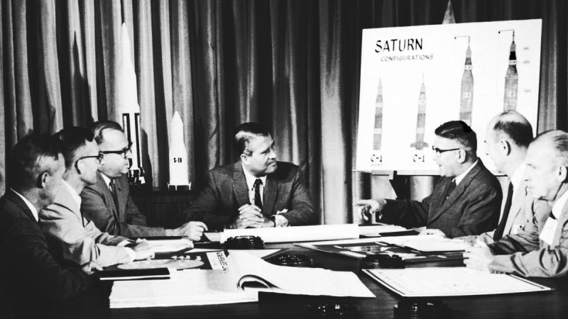 Corrida espacial dos EUA contou com inteligência nazista