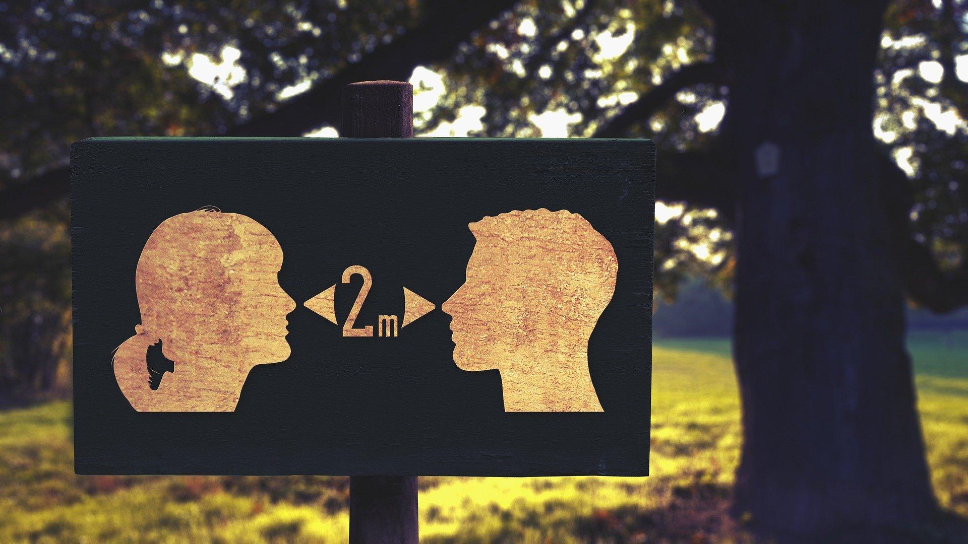 Como as interações humanas serão afetadas?