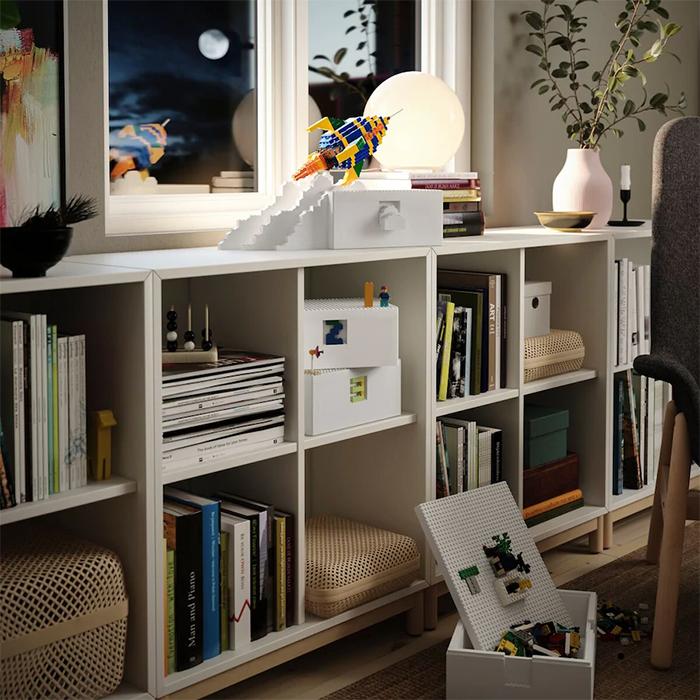 Fonte: IKEA/LEGO/Divulgação