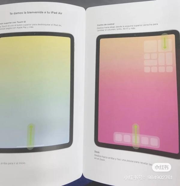 Imagens do suposto novo iPad Air já vazaram.
