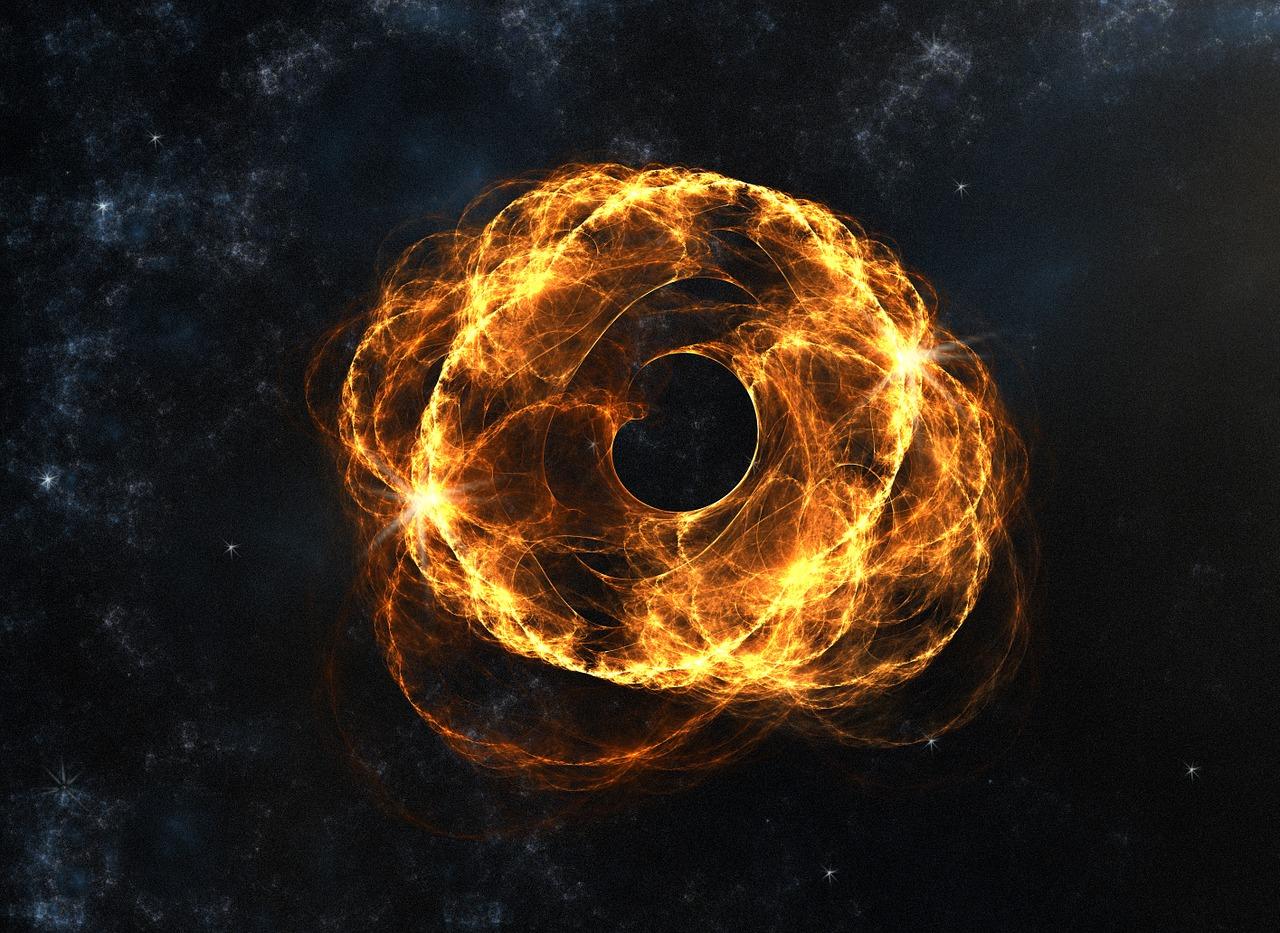 Colisão entre buracos negros denominada GW190521 foi a maior já registrada.