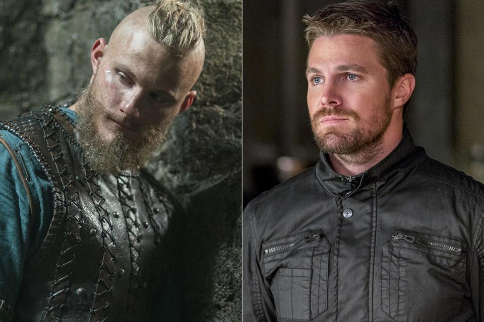 Heels: atores das séries Arrow e Vikings aparecem em foto de bastidores