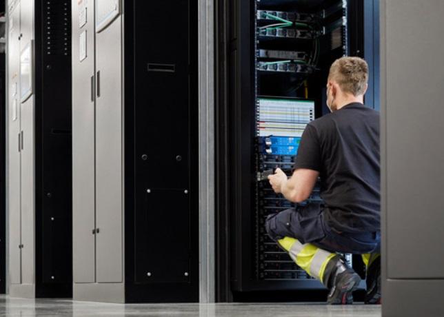 Data center na Dinamarca será o contemplado pela energia gerada de forma limpa.